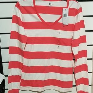 Womens sz large tommy hilfiger shirt nwt